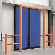 High Speed Freezer Doors
