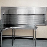 Rolling Steel Counter Doors