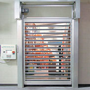 High Speed Security Doors